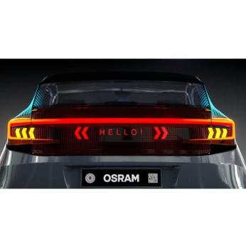 Rear Light - Concept