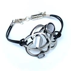 07.Handmade Jewelry - LEATHER BRACELETS (D)