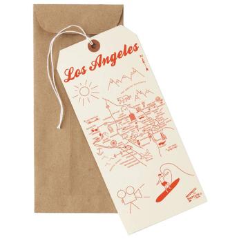 Los Angeles Mapnote