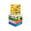 Kid's Bingos: Poop Bingo, Scary Bingo, Dinosaur Bingo, Wonder Woman Bingo