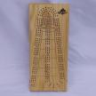 Lighthouse Cribbage Board