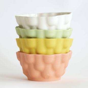 """TOMMo"" Handmade porcelain serving dish - OVAL"