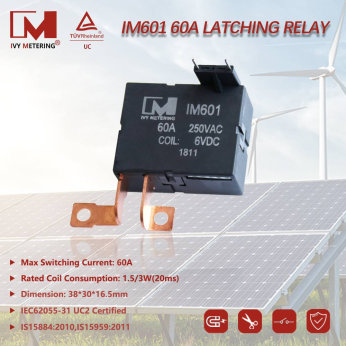 60A IS 1P Latching Relay