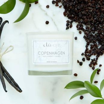 Copenhagen, Red Currant and Vanilla Candle