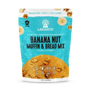 Banana Nut Muffin & Bread Mix