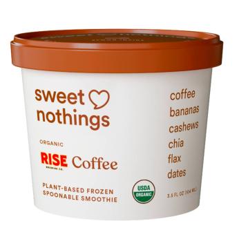 Sweet Nothings RISE Coffee Spoonable Smoothie