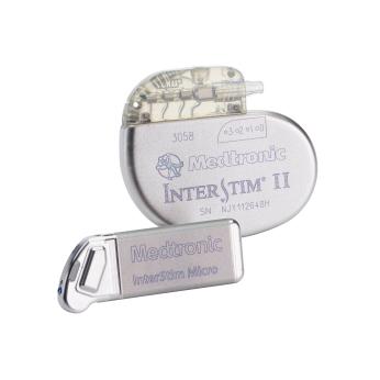 Medtronic Sacral Neuromodulation Delivered by the InterStim™ Systems