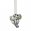An Elephant Never Forgets Jumble Necklace