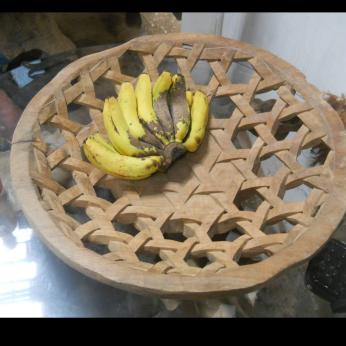 Tick Wood tray