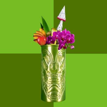Mid-Century Legends of Hawaii Tiki Mug