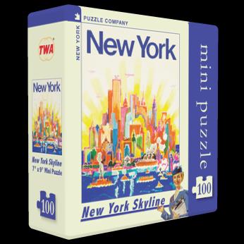 NYC Skyline Mini