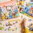 Alice's Wonderland: 1000-piece jigsaw puzzle