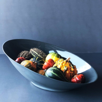 ELLIPSE Single Color Xlarge Bowl