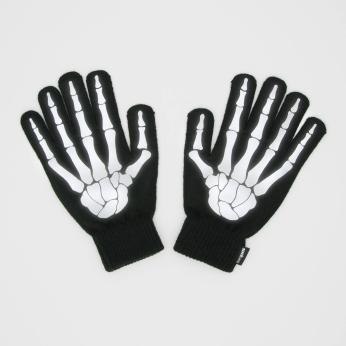 Reflective Skeleton Gloves