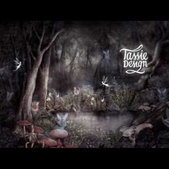 Tassie Design Fairies, Elves & Mermaids