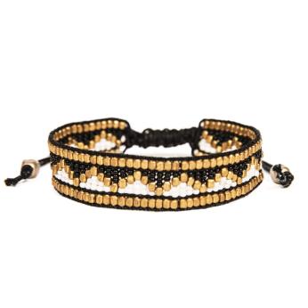 Taj Beaded Bracelet