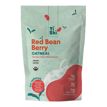 Red Bean Berry Oatmeal Family Pouch