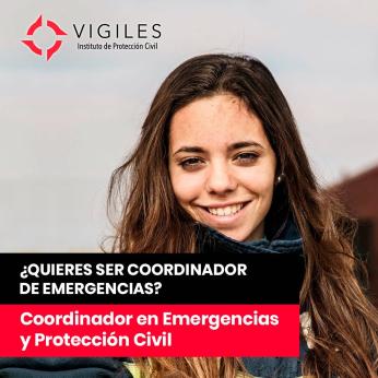 Titulo de Coordinador en Emergencias y Protección Civil