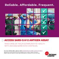 SARS CoV-2 Antigen Testing