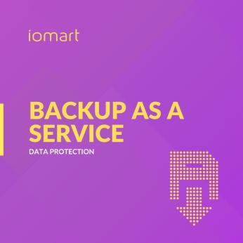 iomart Backup as a Service