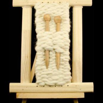 Fleece loom
