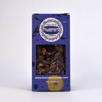 Premium Blueberry Tea (75 g / 2.6 oz)