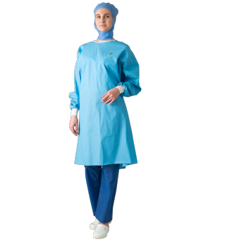 AAMI Isolation Gown Level 3