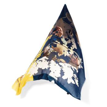 Milkmaid scarf Rijksmuseum Amsterdam