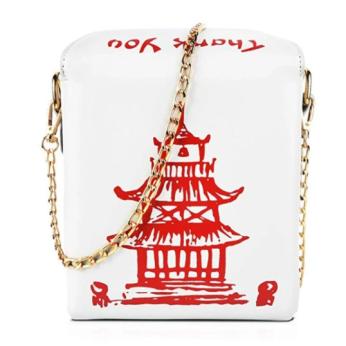 Chinese Takeout Box Handbag
