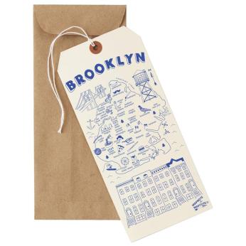 Brooklyn Mapnote