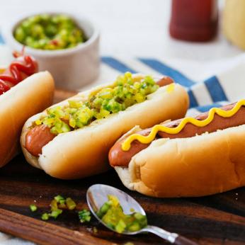Applegate Organics® The Great Organic Uncured Beef Hot Dog™ Brand