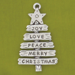 Word Tree Holiday ornament CO-457