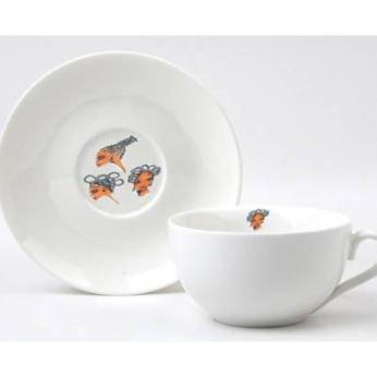 Teacup + Saucer