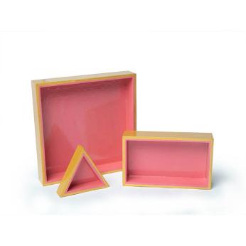Papier Mache trays