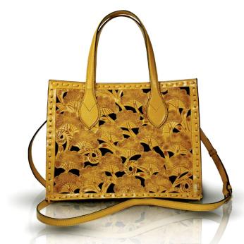 Concepcion Leather handbag