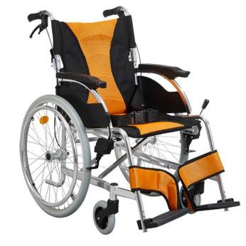 Aluminum manual wheelchair