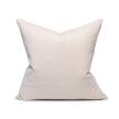 Sophie Velvet Pillow - Blush