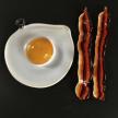 Bacon & Egg Ornaments