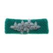 Felt Flower Headband - Emerald