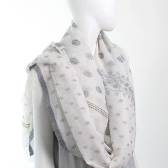 ROOMAL COTTON SCARF