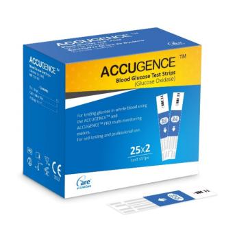ACCUGENCE ® Blood Glucose Test Strip & Uric Acid Test Strip & Blood Ketone Test strip