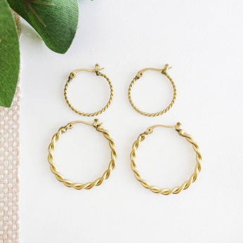 Wrapping Hoops - Set of 2