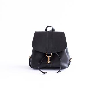 Mini Adelaide Backpack, Black