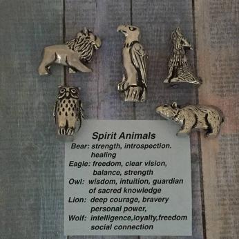 Spirit Animals Set