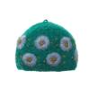Daisy Hat - Emerald