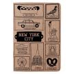 New York City Frames Booklet