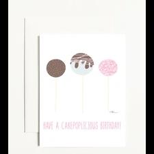 Cakepop Birthday