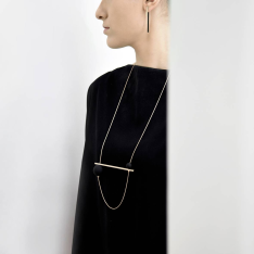 Abacus Long Necklace - 21522