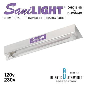 Sanilight(R) & SaniRay(R) Germicidal Ultraviolet (UV-C) Fixtures