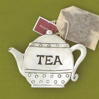 Teapot Bag Holder